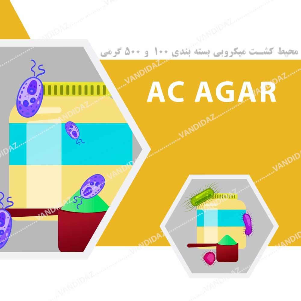 محیط AC Agar