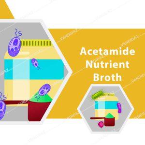 محیط کشت میکروبی Acetamide Nutrient Broth