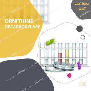 محیط کشت آماده Ornithine-Decarboxylase