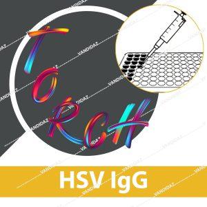 تست HSV IgG