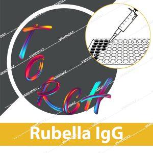 تست Rubella IgG