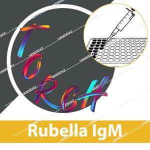 تست Rubella IgM