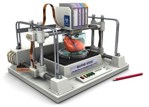 چاپگرهای زیستی