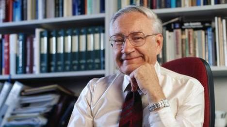 ریچارد ارنست برنده جایزه نوبل در 87 سالگی درگذشت