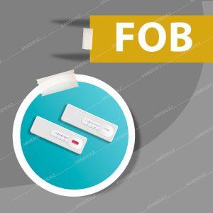 فروش رپید تست خون مخفی در مدفوع (FOP)