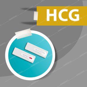 فروش رپید تست بارداری (HCG)