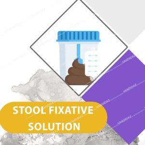 فروش محلول نگهدارنده و فیکساتیو نمونه مدفوع