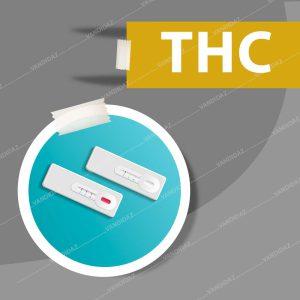 فروش رپید تست حشیش (THC)