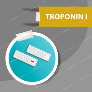 فروش رپید تست تروپنین قلبی (Troponin-I)