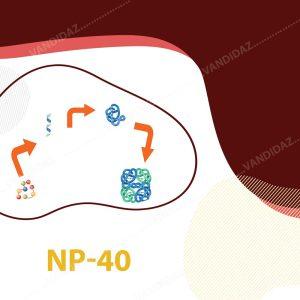 فروش بافر ليز سلولی NP40
