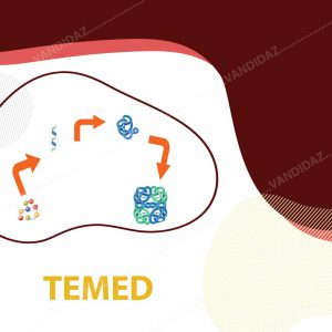فروش تترا متیل اتیلن دی آمین (TEMED)
