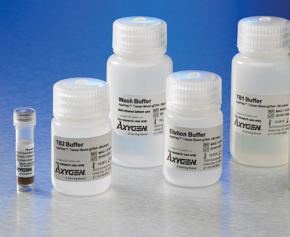 اساس عملکرد کیت استخراج اسید نوکلئیک ( بخش اول )